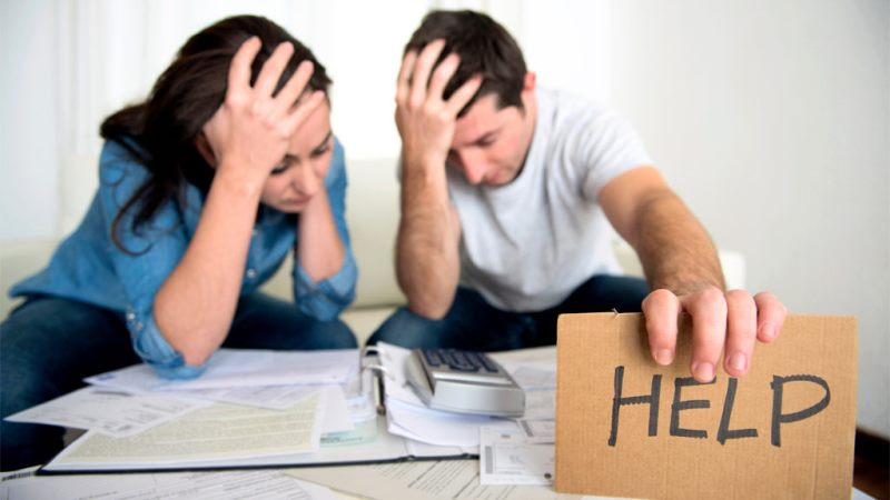 Debt Consolidation Help California